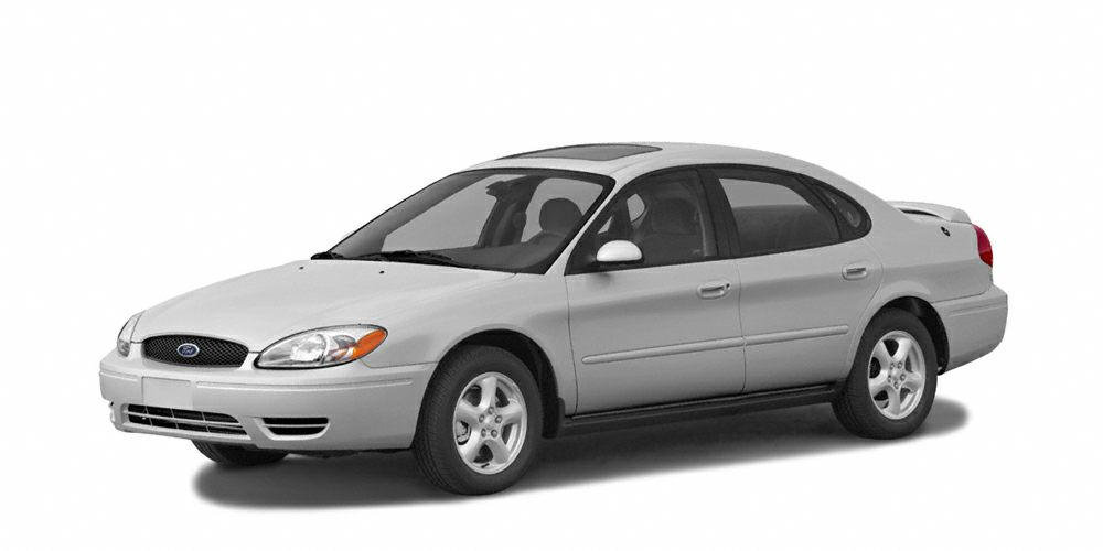 2006 Ford Taurus SEL Miles 47321Color Silver Stock SB15546C VIN 1FAFP56U66A207482
