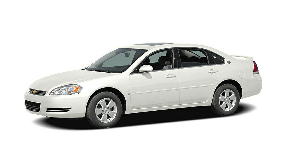 2006 Chevrolet Impala LT Miles 156933Color White Stock 00C5140B VIN 2G1WT55K569433216