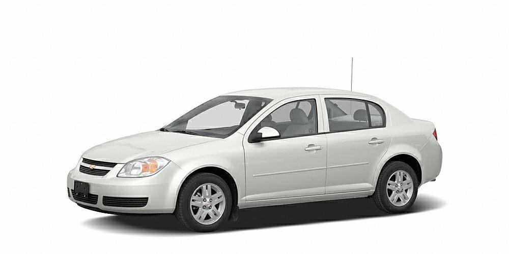 2006 Chevrolet Cobalt LS FUEL EFFICIENT 34 MPG Hwy25 MPG City LS trim CD Player 4 Star Driver