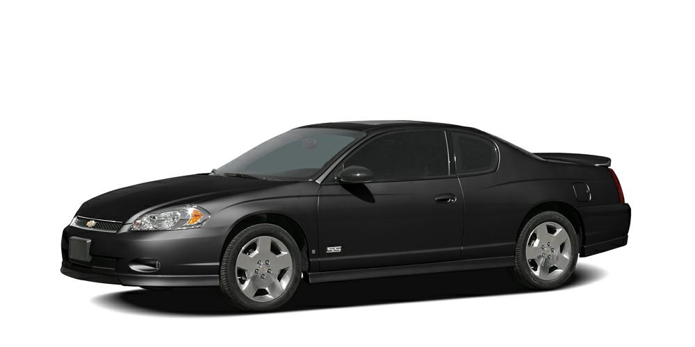 2006 Chevrolet Monte Carlo SS Snatch a bargain on this 2006 Chevrolet Monte Carlo SS before someon