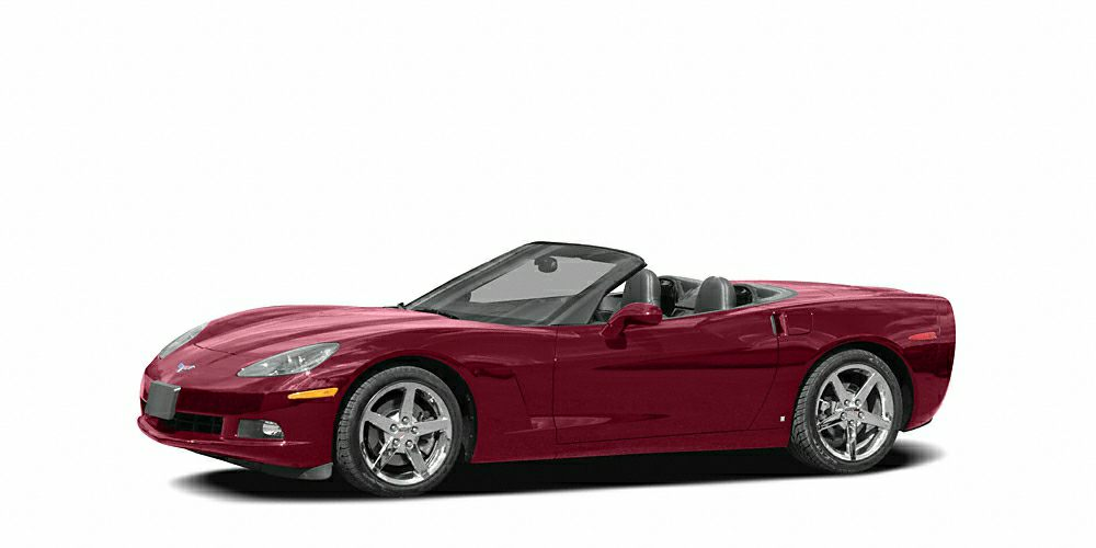 2006 Chevrolet Corvette Base CARFAX 1-Owner LOW LOW LOW MILES - 3465 YES 3465 MilesFUEL E