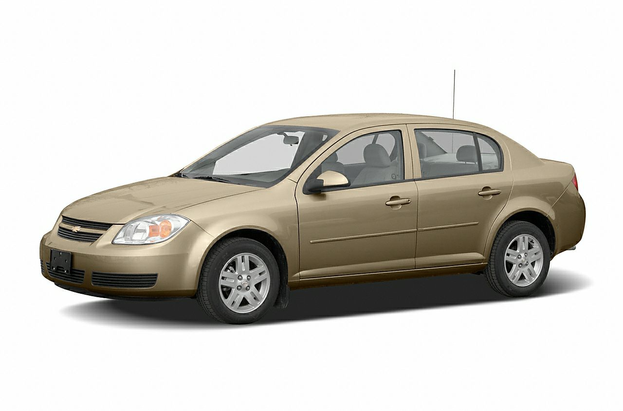 2006 Chevrolet Cobalt LS New Arrival AMFM Radio This Chevrolet Cobalt gets great fuel economy wi