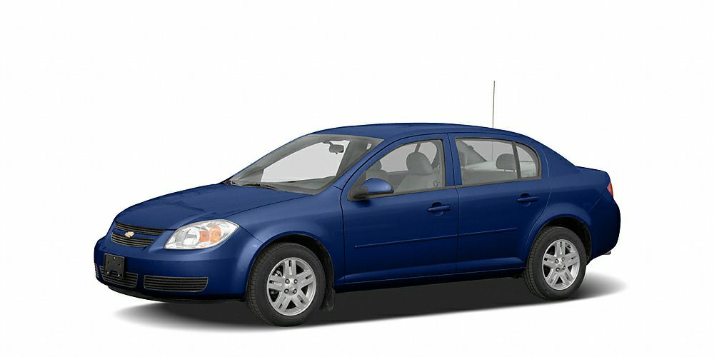 2006 Chevrolet Cobalt LS Priced below KBB Fair Purchase Price LOCAL TRADE 15 Steel Wheels w