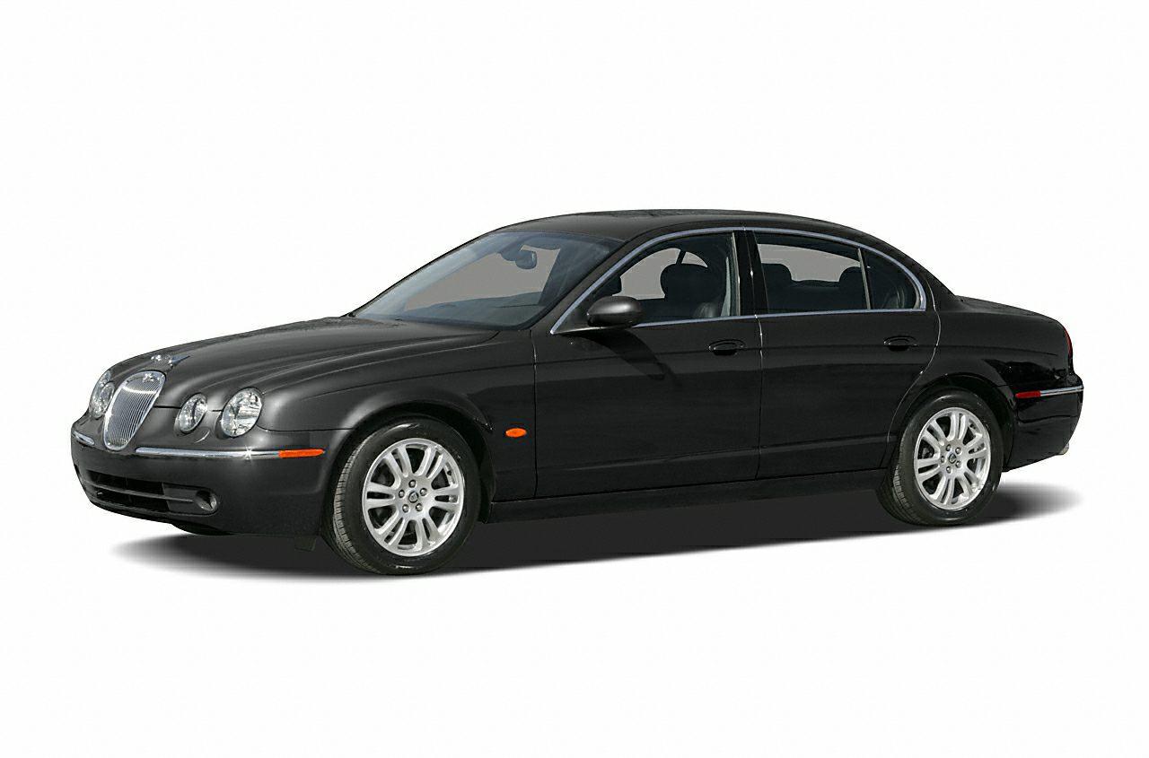 2006 Jaguar S-TYPE 30 Miles 175000Stock 152156B VIN SAJWA01A16FN64875