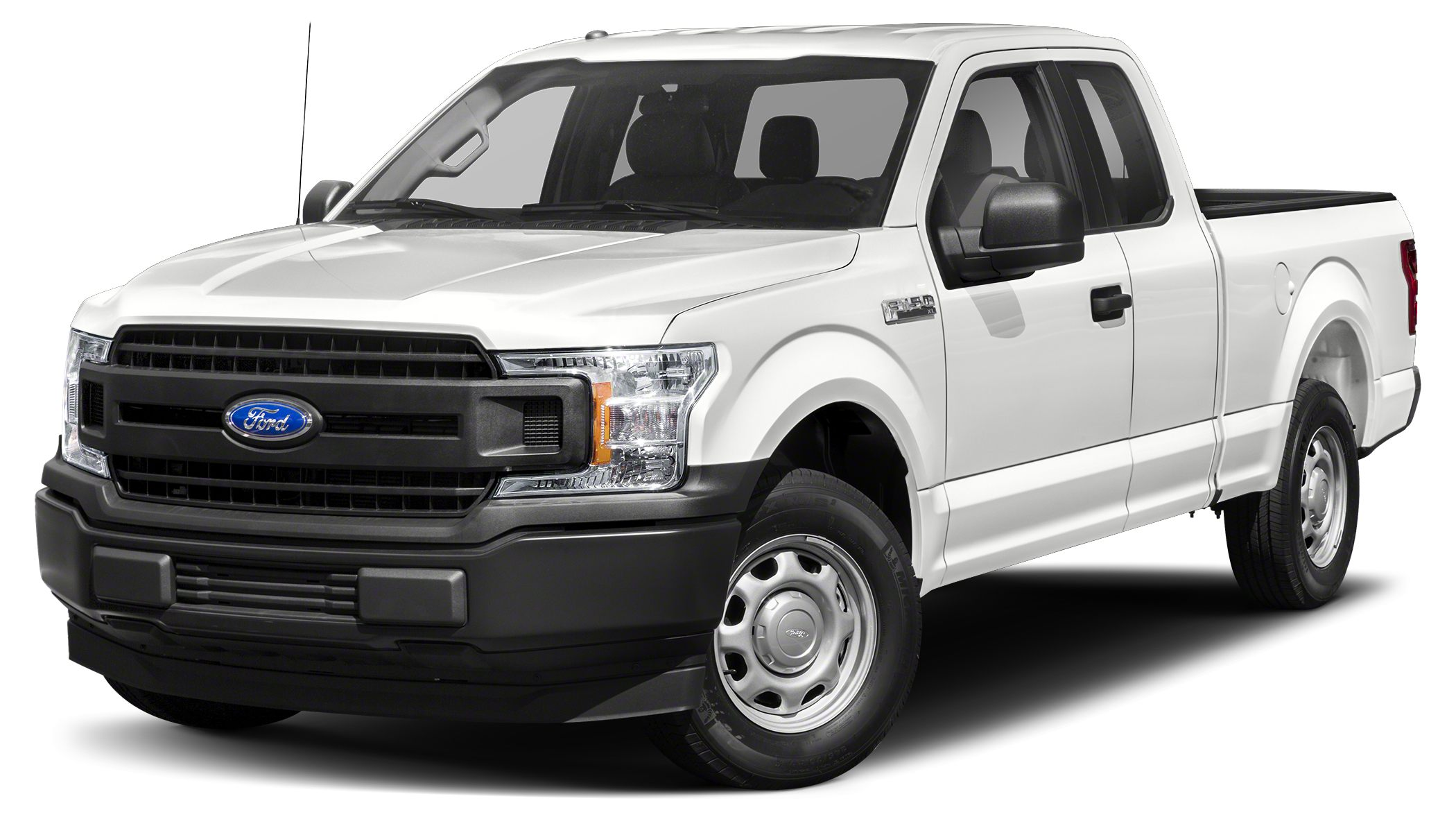 2018 Ford F-150 SC The 2018 F-150 body is up to 700 lbs lighter than the previous generation ma