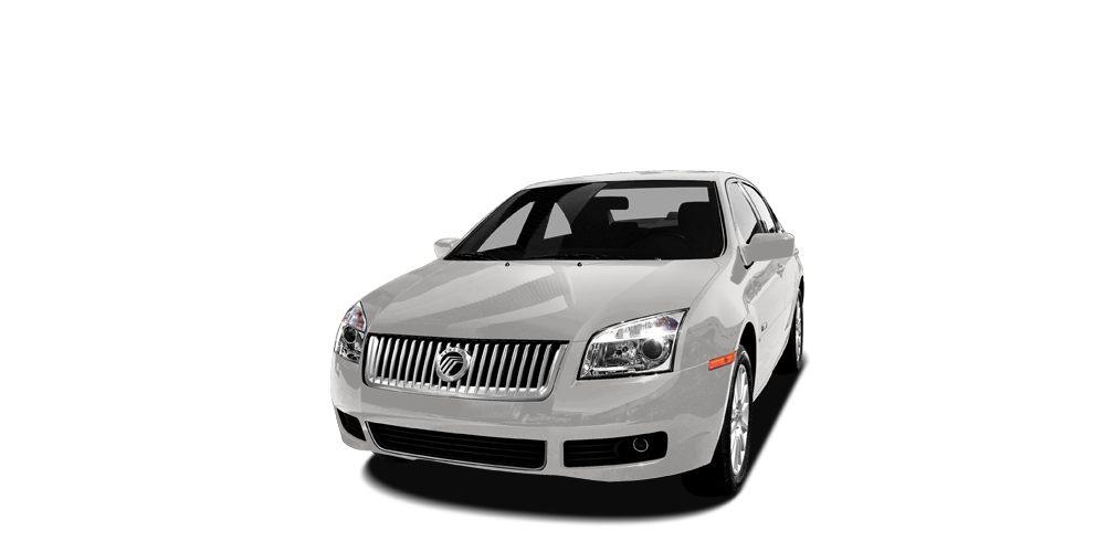 2007 Mercury Milan I4 Premier Miles 136477Color White Stock 17270A VIN 3MEHM08Z87R601482