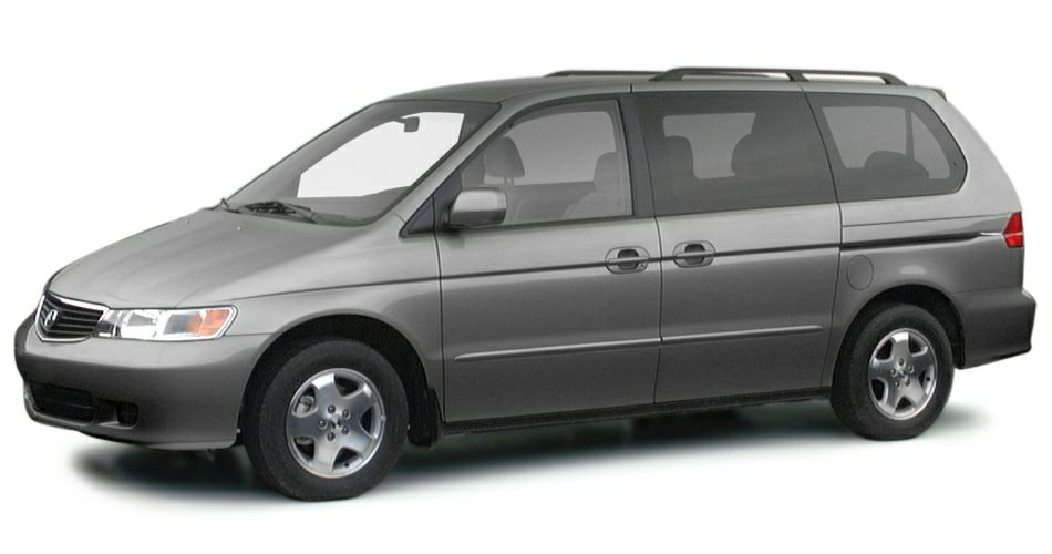 2000 Honda Odyssey EX w Navigation  WHEN IT COMES TO EXCELLENCE IN USED CAR SALESYOU KNOW YO