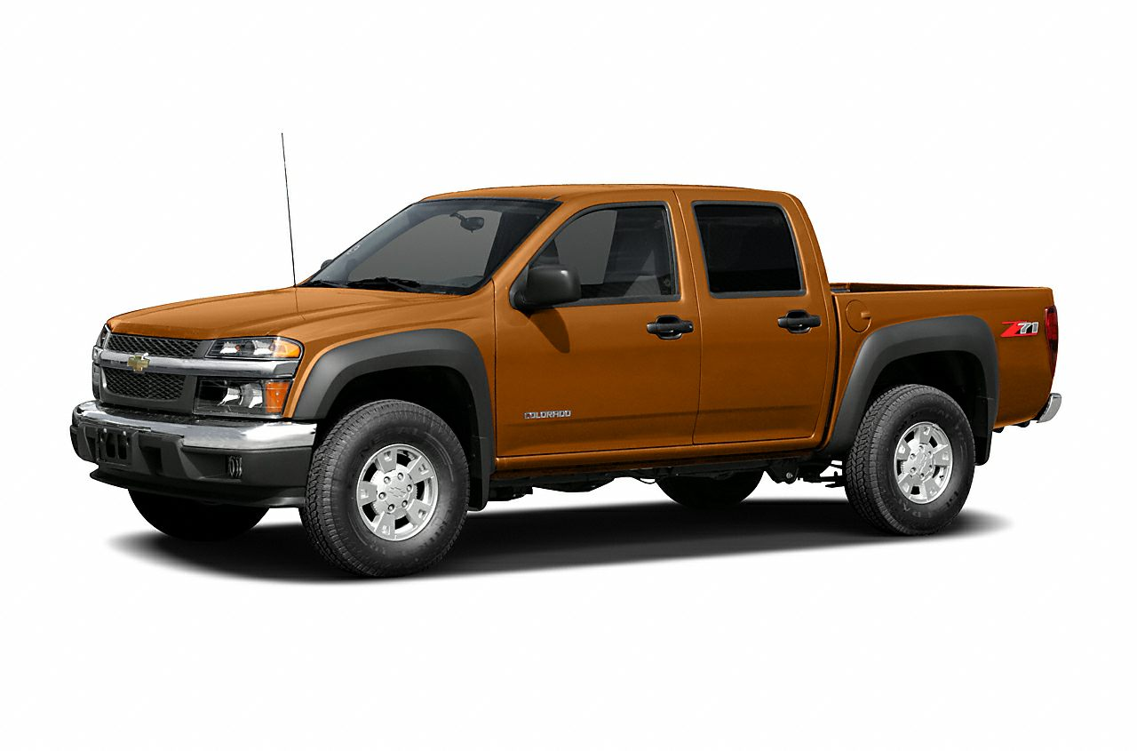 2007 Chevrolet Colorado LT Nice truck Get ready to ENJOY This 2007 Colorado is for Chevrolet fan