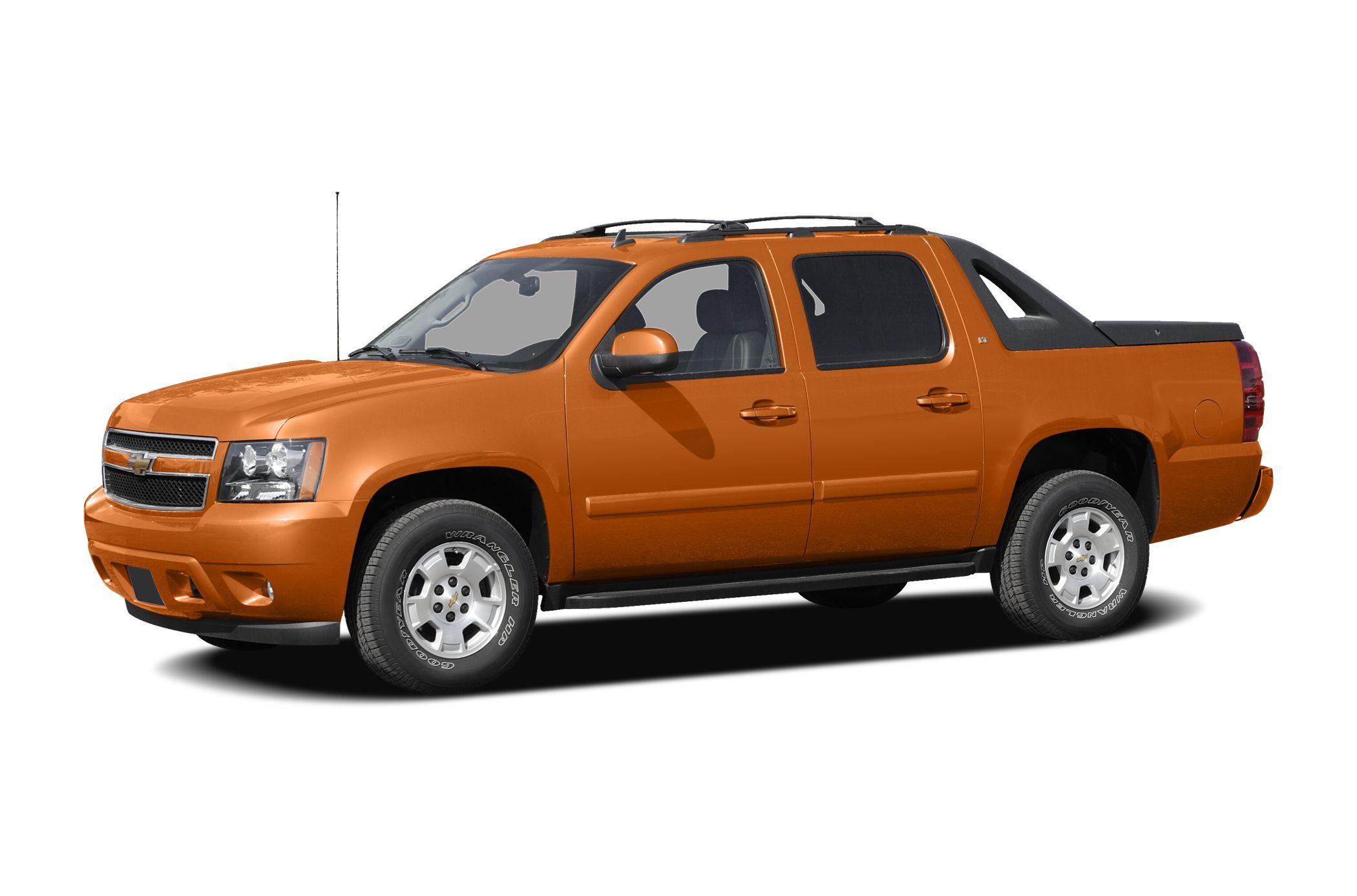 2007 Chevrolet Avalanche LTZ EPA 21 MPG Hwy15 MPG City 1000 below Kelley Blue Book Very Nice