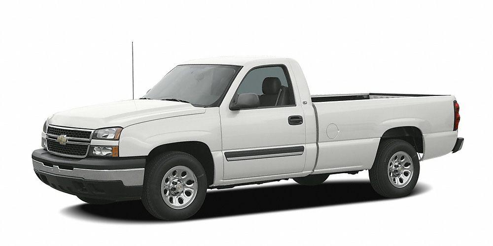 2007 Chevrolet Silverado 1500  Miles 0Color Summit White Stock 151354G VIN 3GCEC14X47G211573
