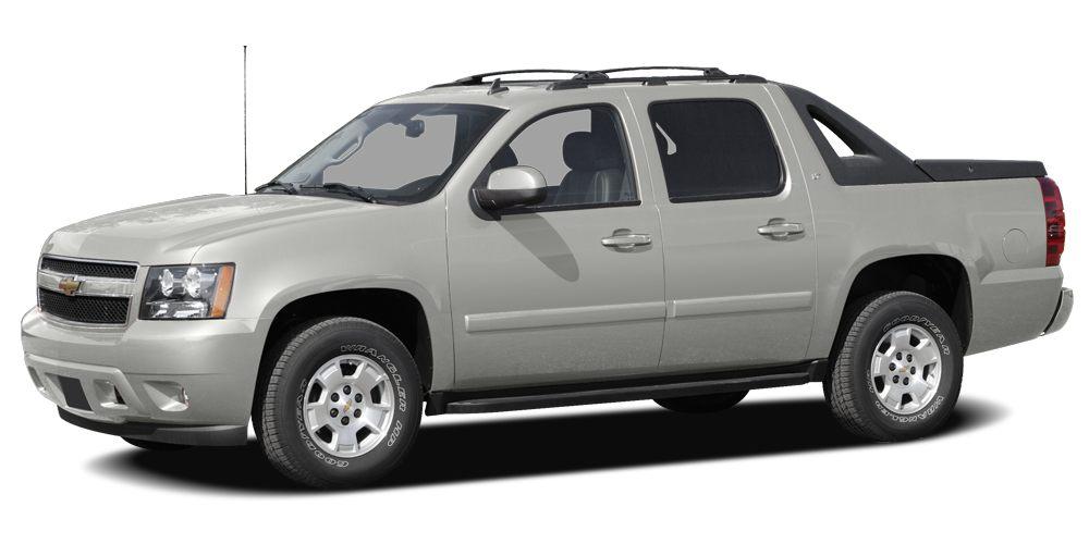 2007 Chevrolet Avalanche LTZ Miles 141225Color Silver Stock 8607 VIN 3GNFK12327G259801
