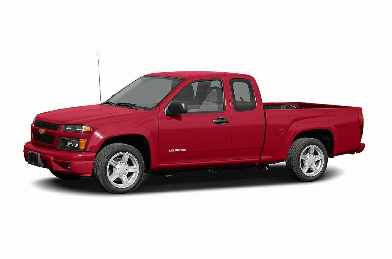 2007 Chevrolet Colorado LT  WHEN IT COMES TO EXCELLENCE IN USED CAR SALES YOU KNOW YOURE AT ST