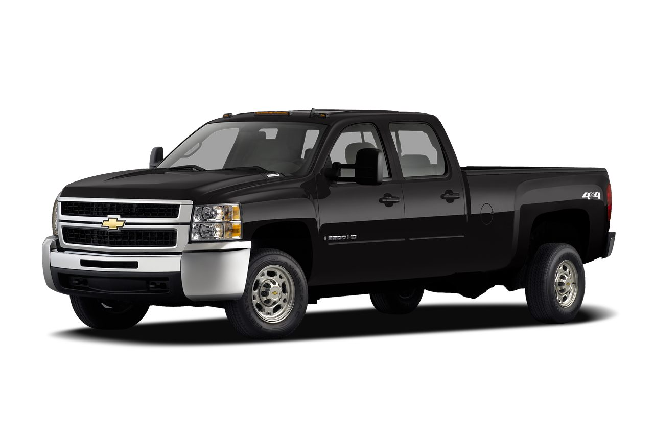 2007 Chevrolet Silverado 2500HD LTZ A ONE OWNER LOCAL TRADE-IN Only one owner Buy with confidenc