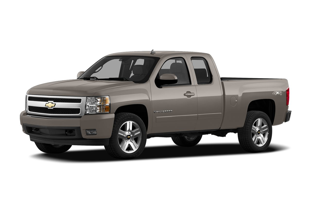 2007 Chevrolet Silverado 1500  4WD WHAT COULD BE BETTER THAN A 5 DAY 300 MILE EXCHANGERETURN P