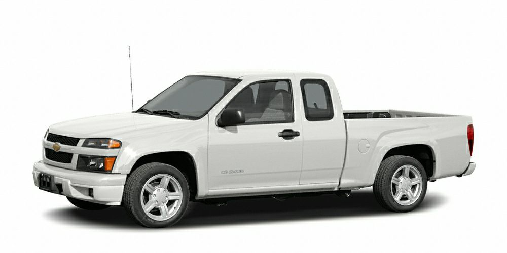 2007 Chevrolet Colorado LS  WHEN IT COMES TO EXCELLENCE IN USED CAR SALES YOU KNOW YOURE AT ST