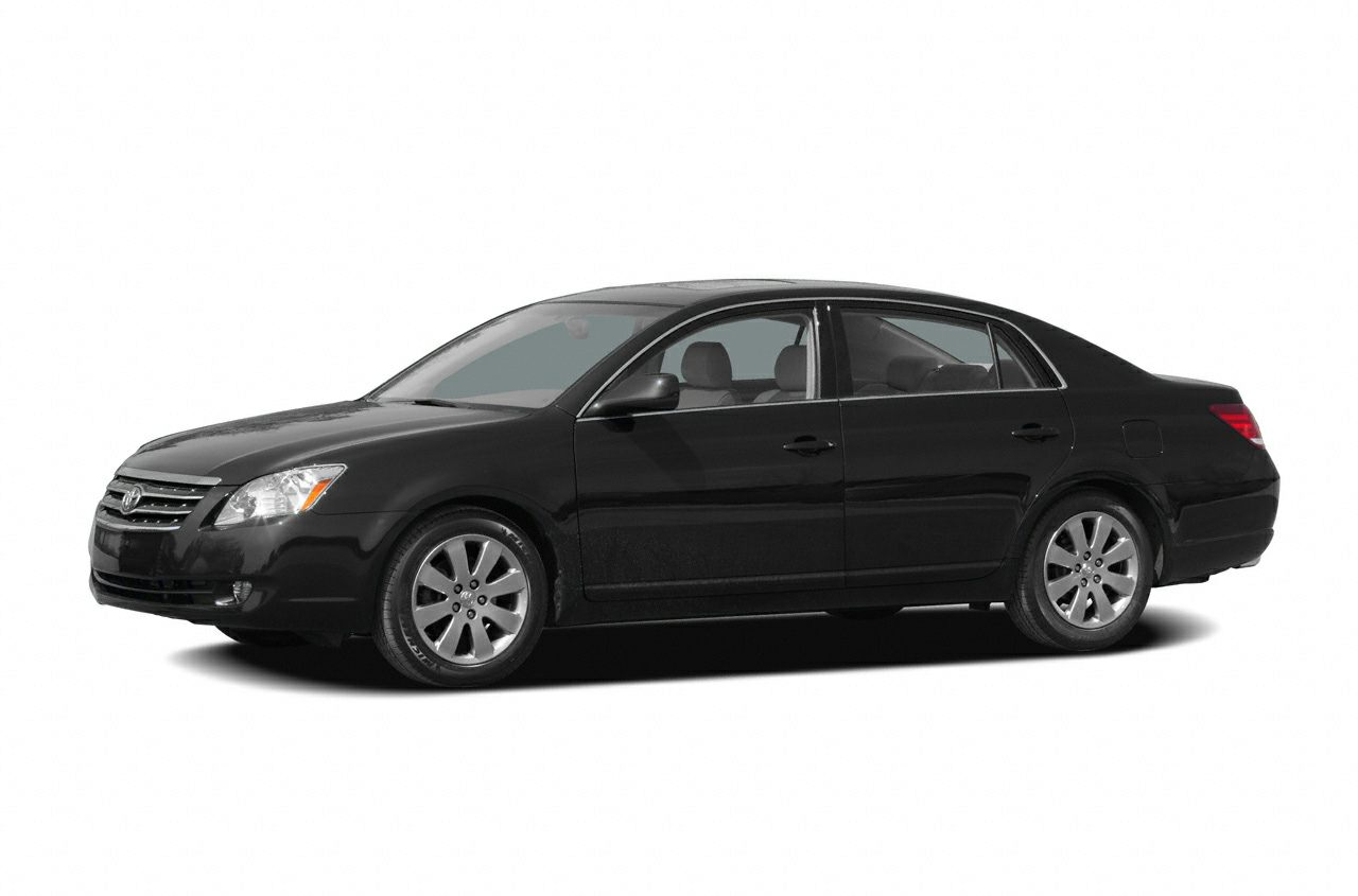 2007 Toyota Avalon Limited Limited trim EPA 31 MPG Hwy22 MPG City PRICED TO MOVE 2100 below