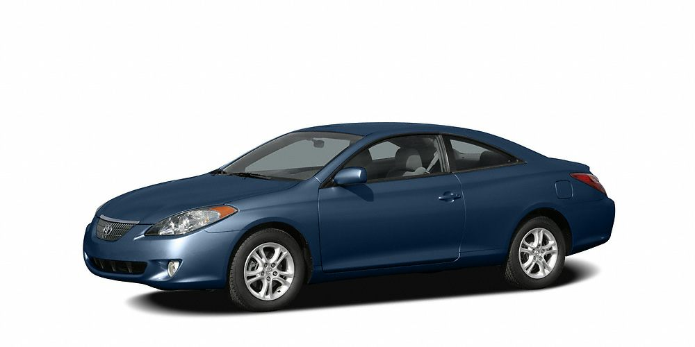 2007 Toyota Camry Solara SE Land a steal on this 2007 Toyota Camry Solara SE before its too late