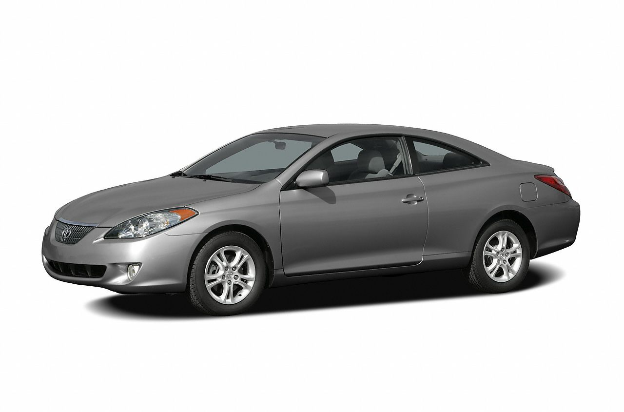 2007 Toyota Camry Solara SE Prices are PLUS tax tag title fee 799 Pre-Delivery Service Fee a