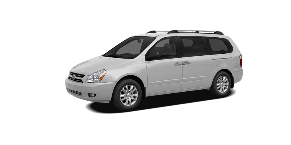 2007 Kia Sedona EX  WHEN IT COMES TO EXCELLENCE IN USED CAR SALESYOU KNOWYOURE AT STAR AUTO