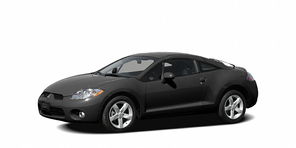 2007 Mitsubishi Eclipse GT Miles 106041Color Kalapana Black Stock 007507 VIN 4A3AK34T37E0075
