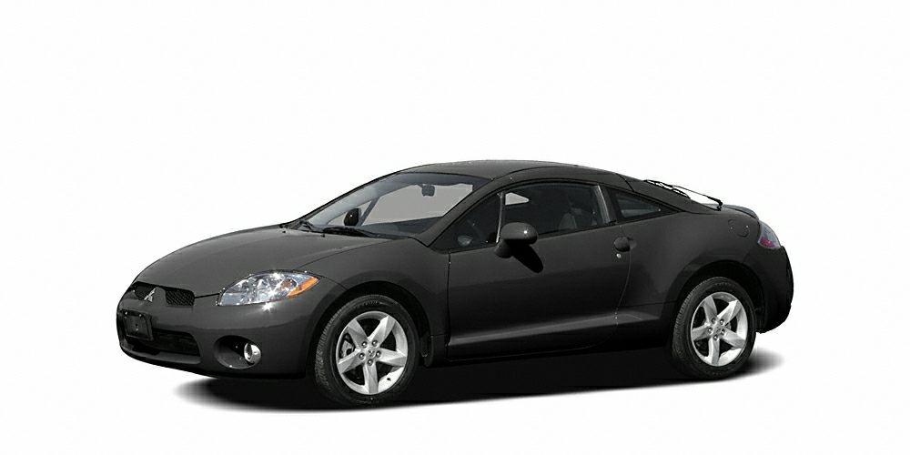 2006 Mitsubishi Eclipse GS Miles 74626Color Black Stock 6E046416 VIN 4A3AK24F46E046416