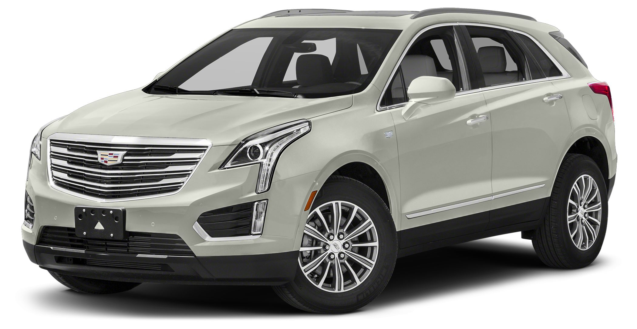 2018 Cadillac XT5 Premium Luxury Miles 5Color Crystal White Stock 180125 VIN 1GYKNERS3JZ1250