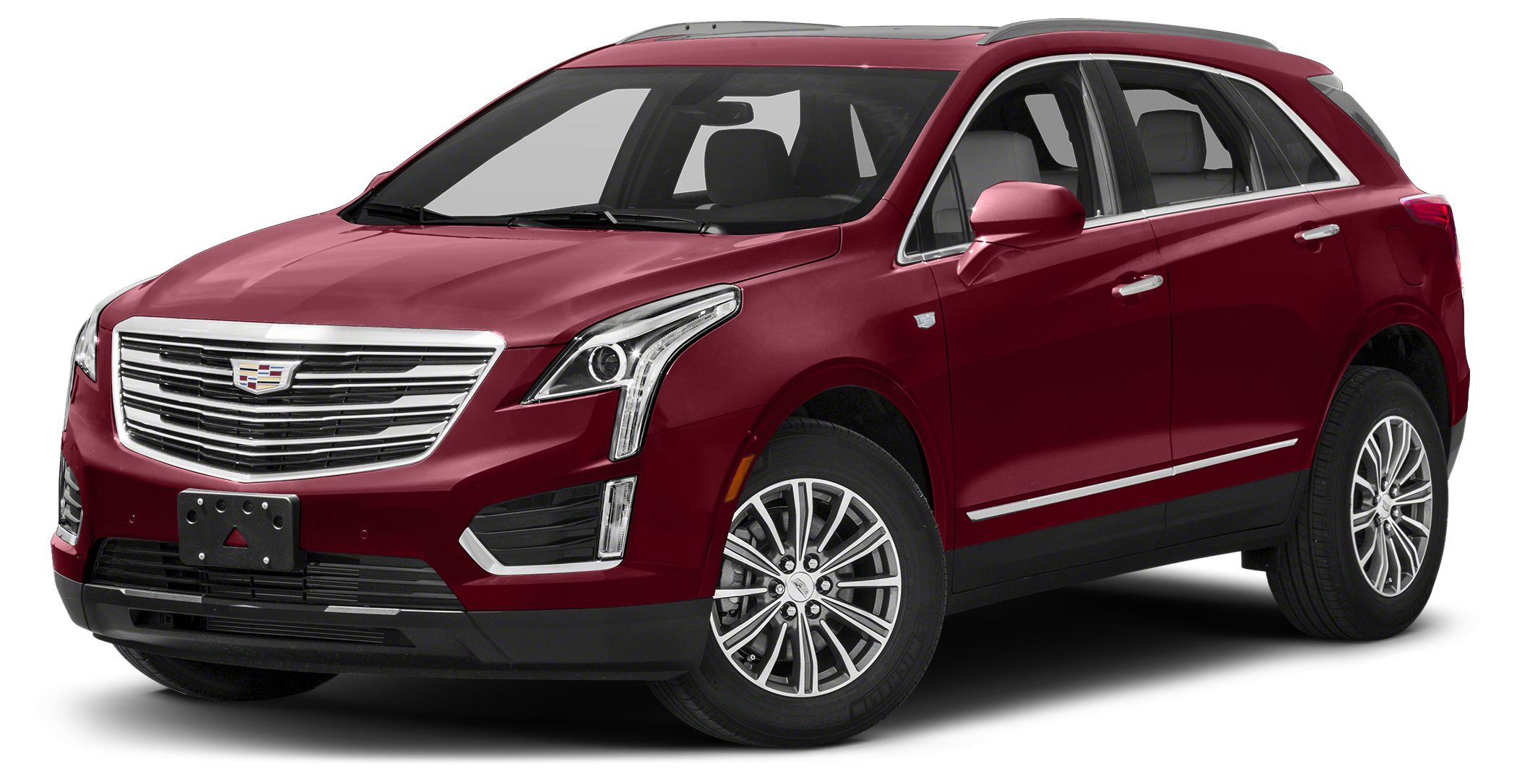 2018 Cadillac XT5 Luxury Miles 5Color Red Stock 180160 VIN 1GYKNCRS7JZ135807
