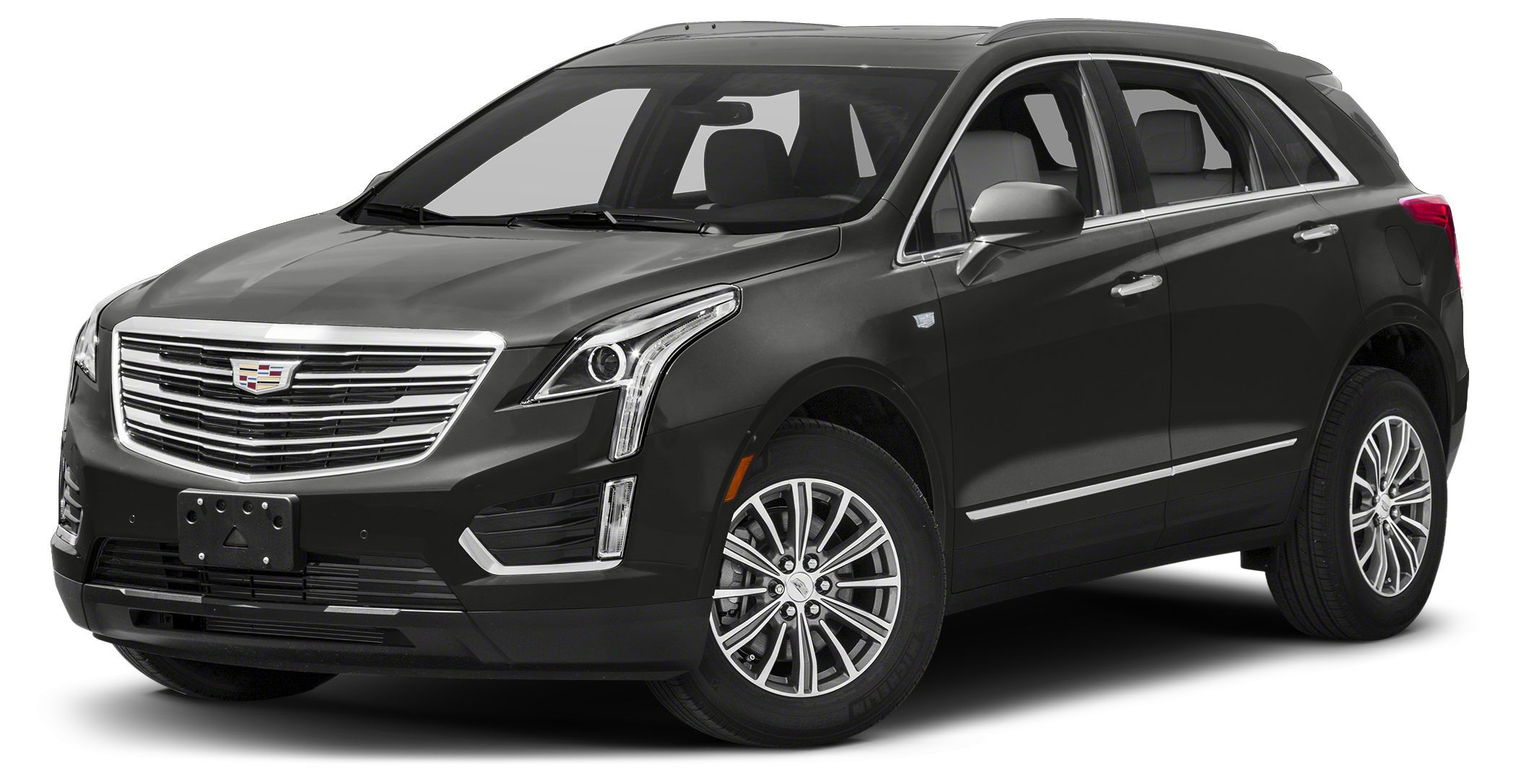 2018 Cadillac XT5 Base Miles 11Color Dark Granite Stock 180109 VIN 1GYKNARS2JZ118644