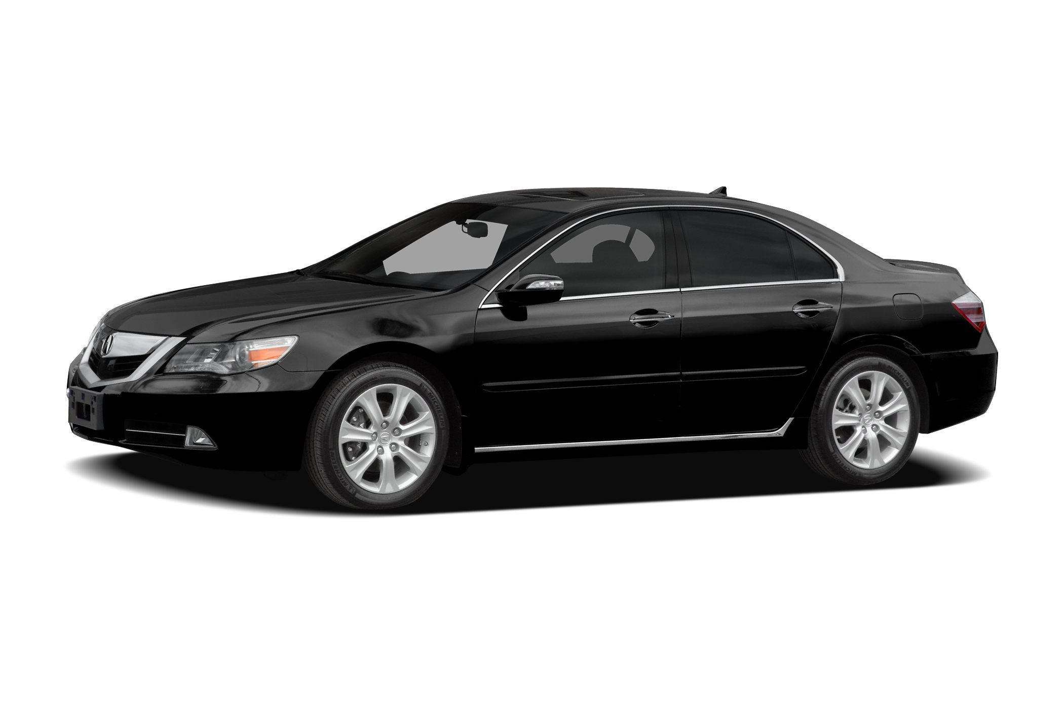 2010 Acura RL 37 Miles 48983Color Black Stock A021429A VIN JH4KB2F60AC002078