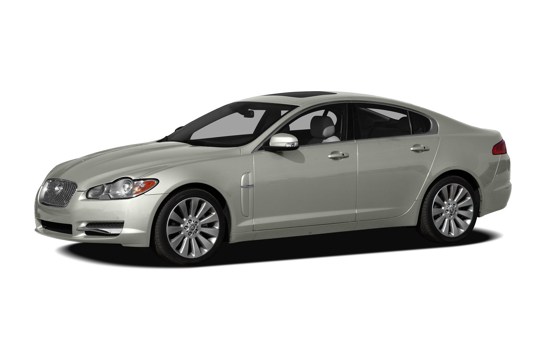2009 Jaguar XF Supercharged XF Supercharged 4D Sedan 42L V8 Automatic and RWD Switch to Davi