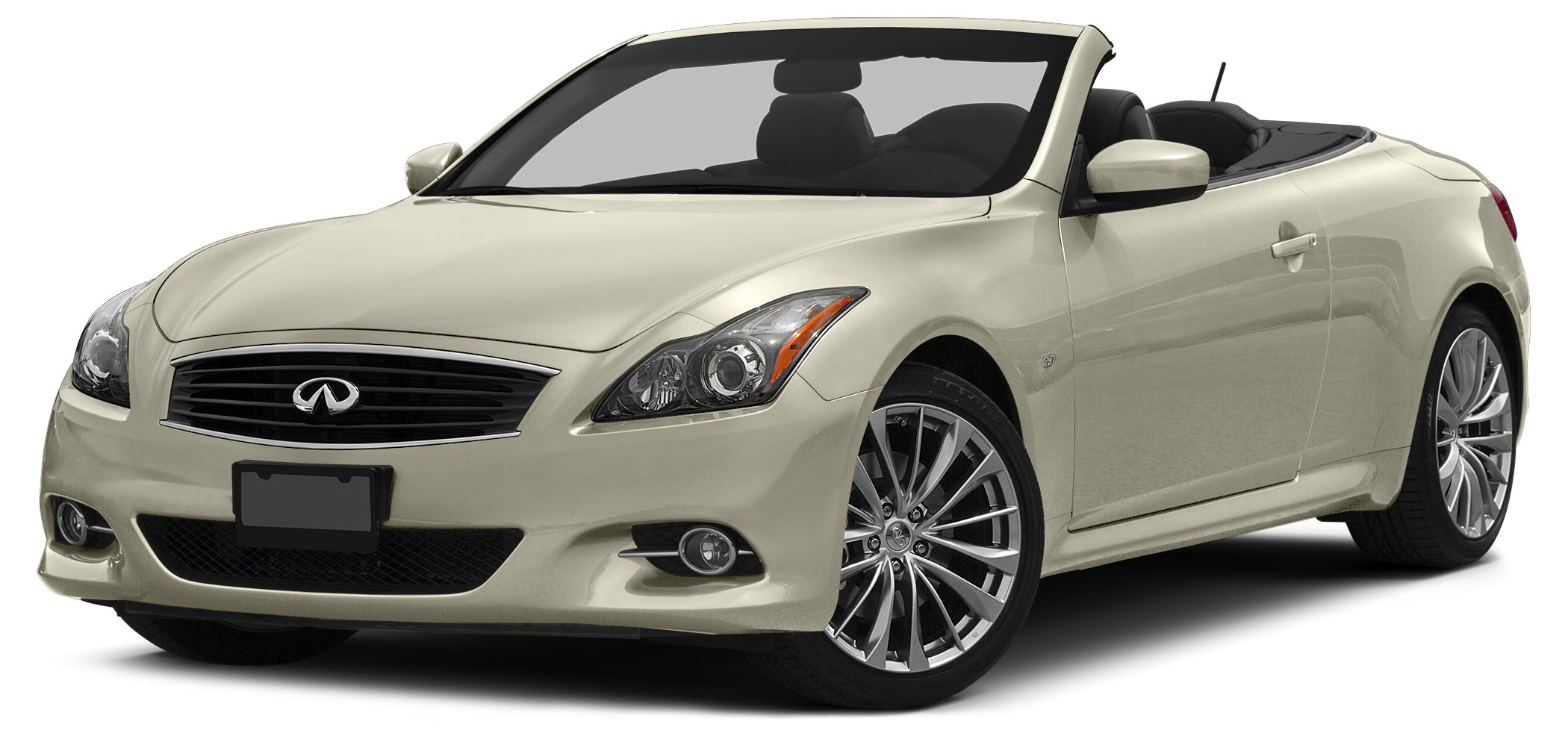 2015 Infiniti Q60 Base Optional equipment includes Premium Package Navigation Package Body Color