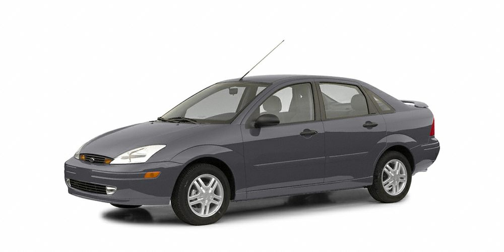2004 Ford Focus SE Other features include Power locks Power windows Air conditioning 23 liter