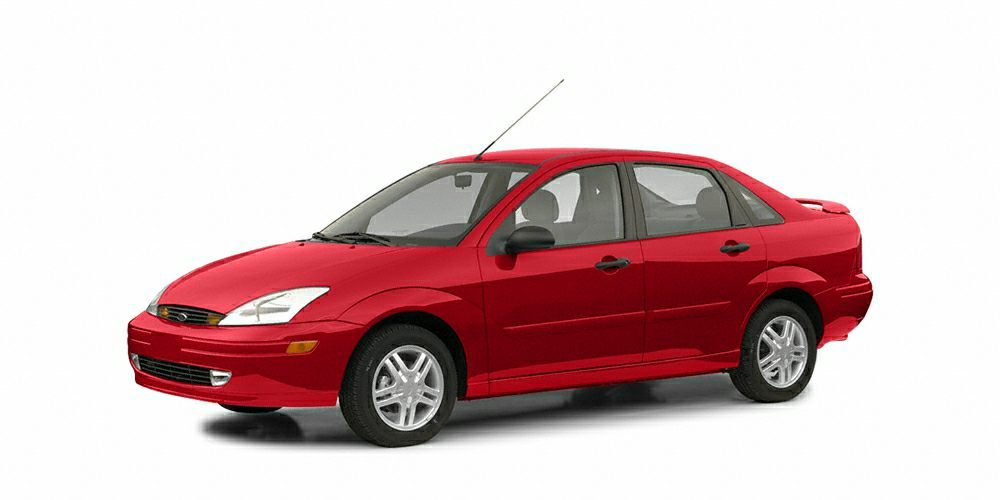 2004 Ford Focus SE Spotless This Focus has less than 51k miles Includes a CARFAX buyback guarant