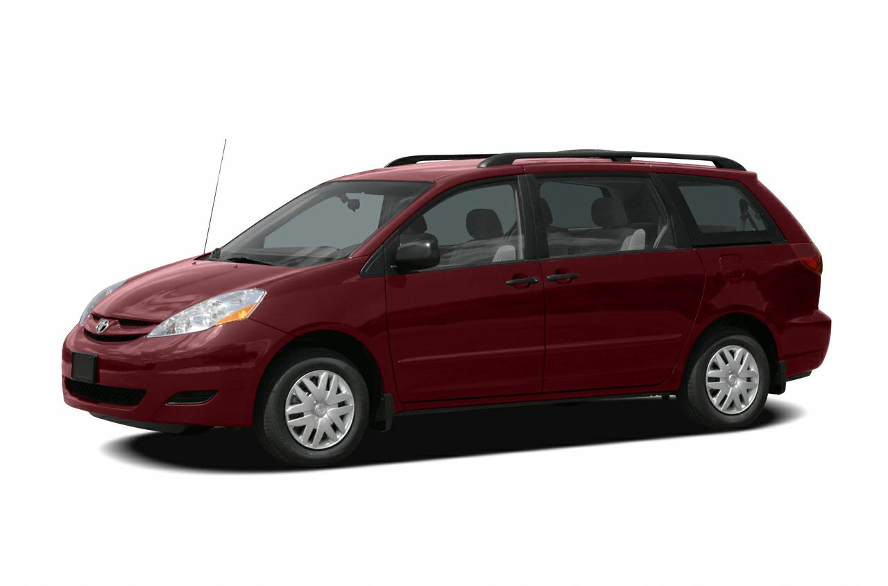 2006 Toyota Sienna LE Land a steal on this 2006 Toyota Sienna while we have it Comfortable yet ea