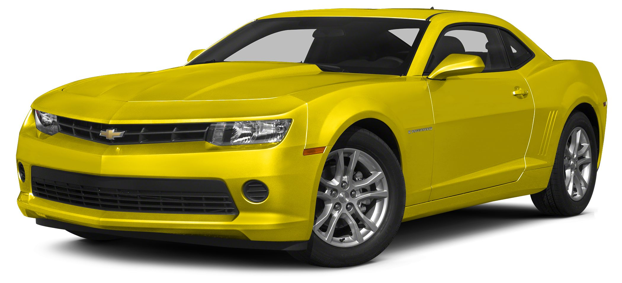 2015 Chevrolet Camaro LS w1LS Miles 5Color Bright Yellow Stock 151616 VIN 2G1FA1E30F9252922