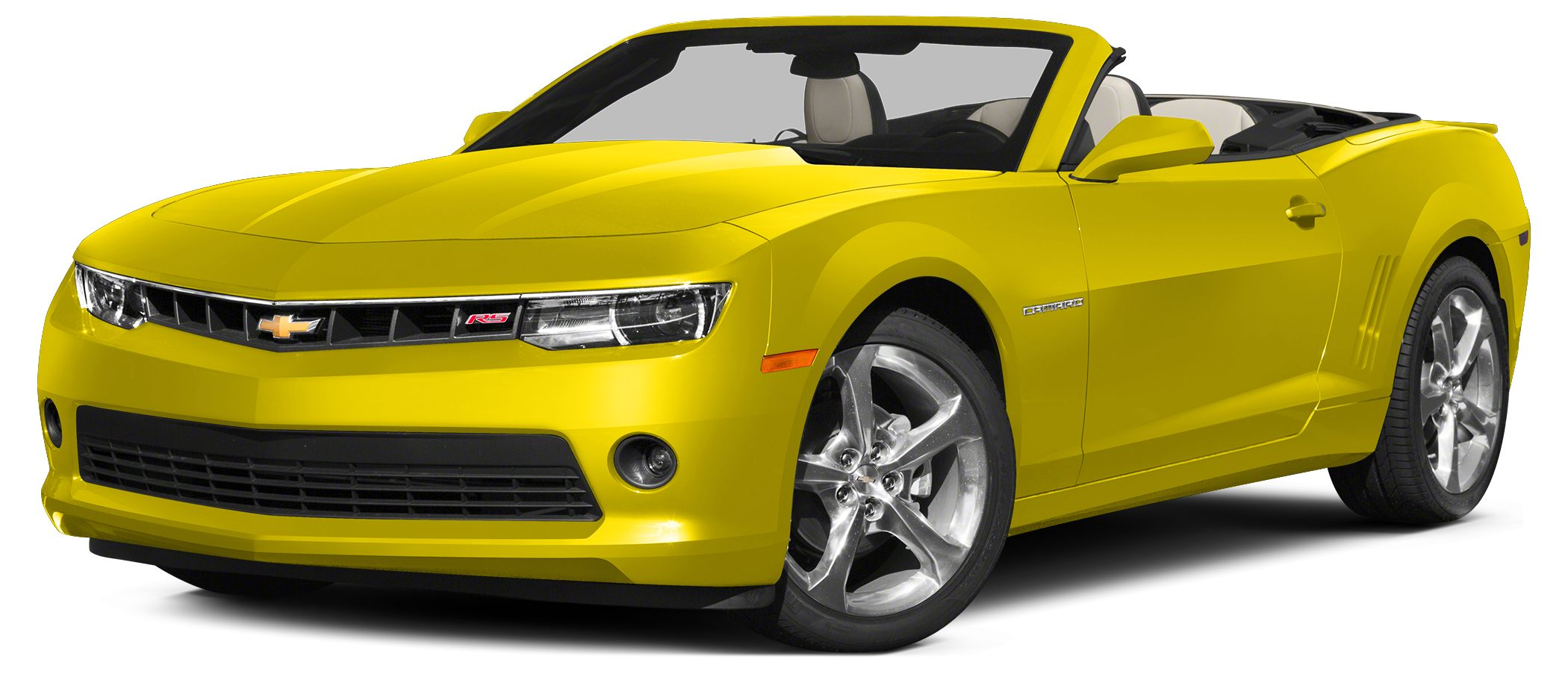 2015 Chevrolet Camaro LT w2LT Miles 13989Color Yellow Stock P508 VIN 2G1FF3D31F9147630