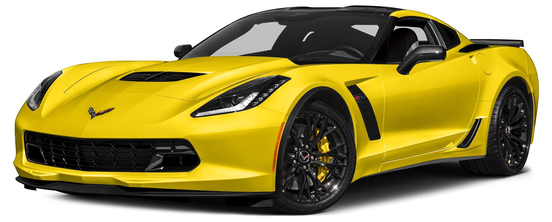 2016 Chevrolet Corvette Z06 Miles 3Color Racing Yellow Stock 612998 VIN 1G1YU2D64G5612998