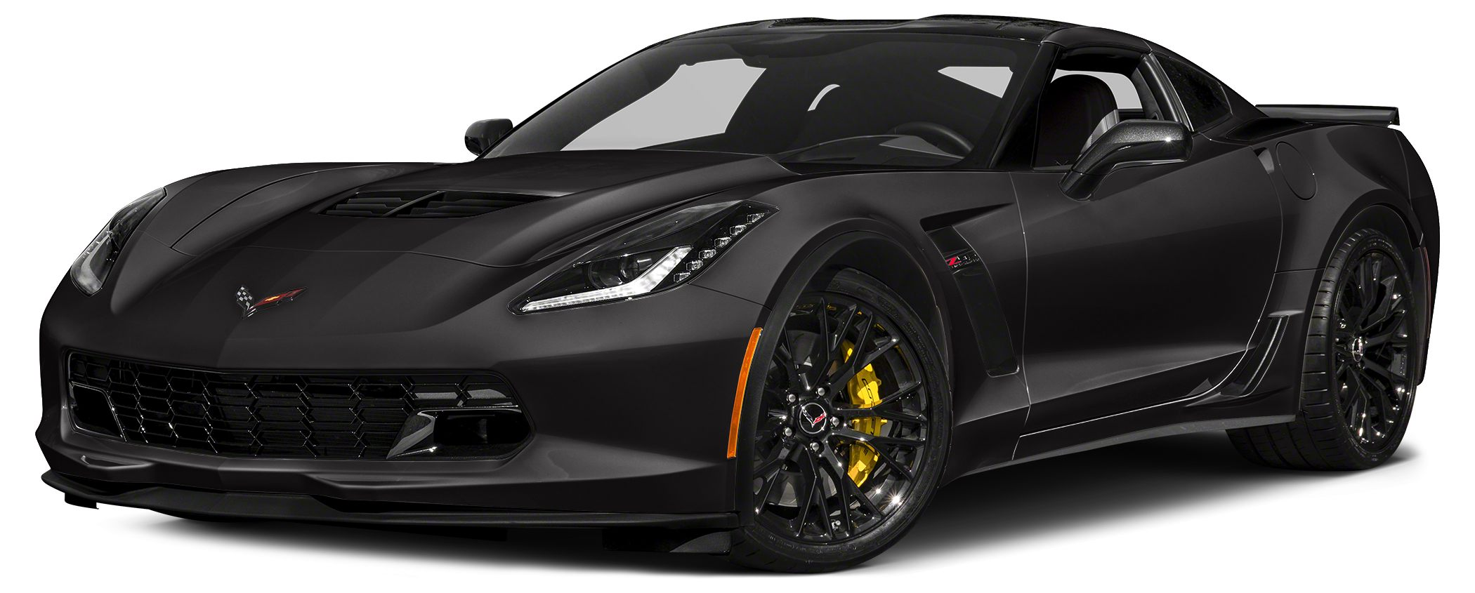 2017 Chevrolet Corvette Z06 With its sculpted athletic exterior and driver-oriented cockpit the 2
