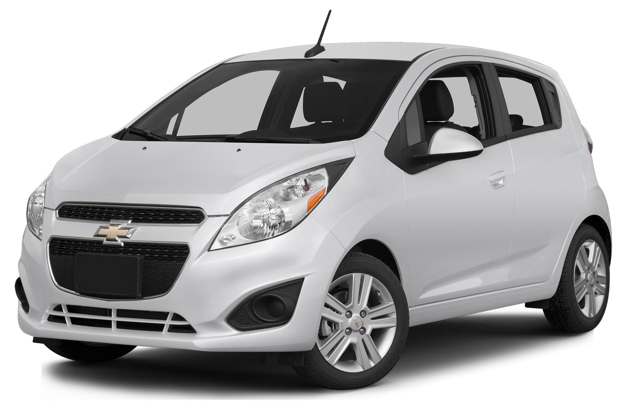 2015 Chevrolet Spark LT w1LT Miles 35666Color White Stock U2331 VIN KL8CD6S97FC719262