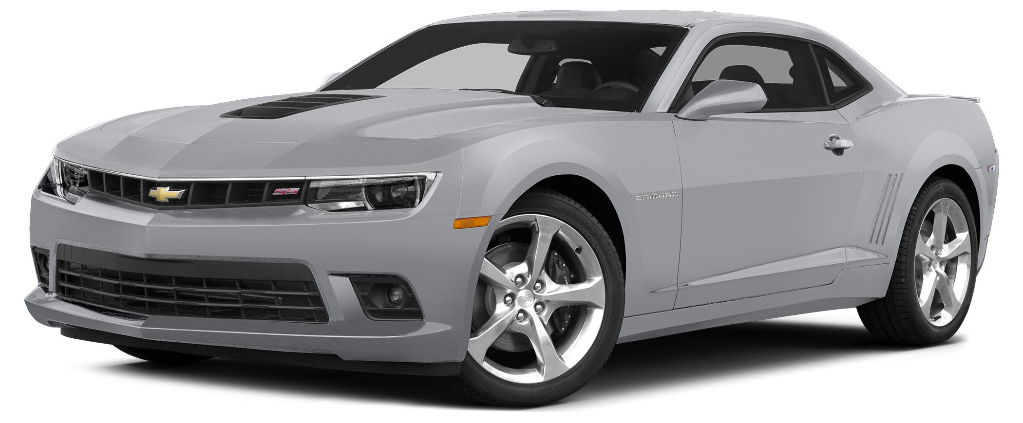 2015 Chevrolet Camaro 2SS Color Silver Ice Metallic Stock 000C5545 VIN 2G1FK1EJ3F9300733
