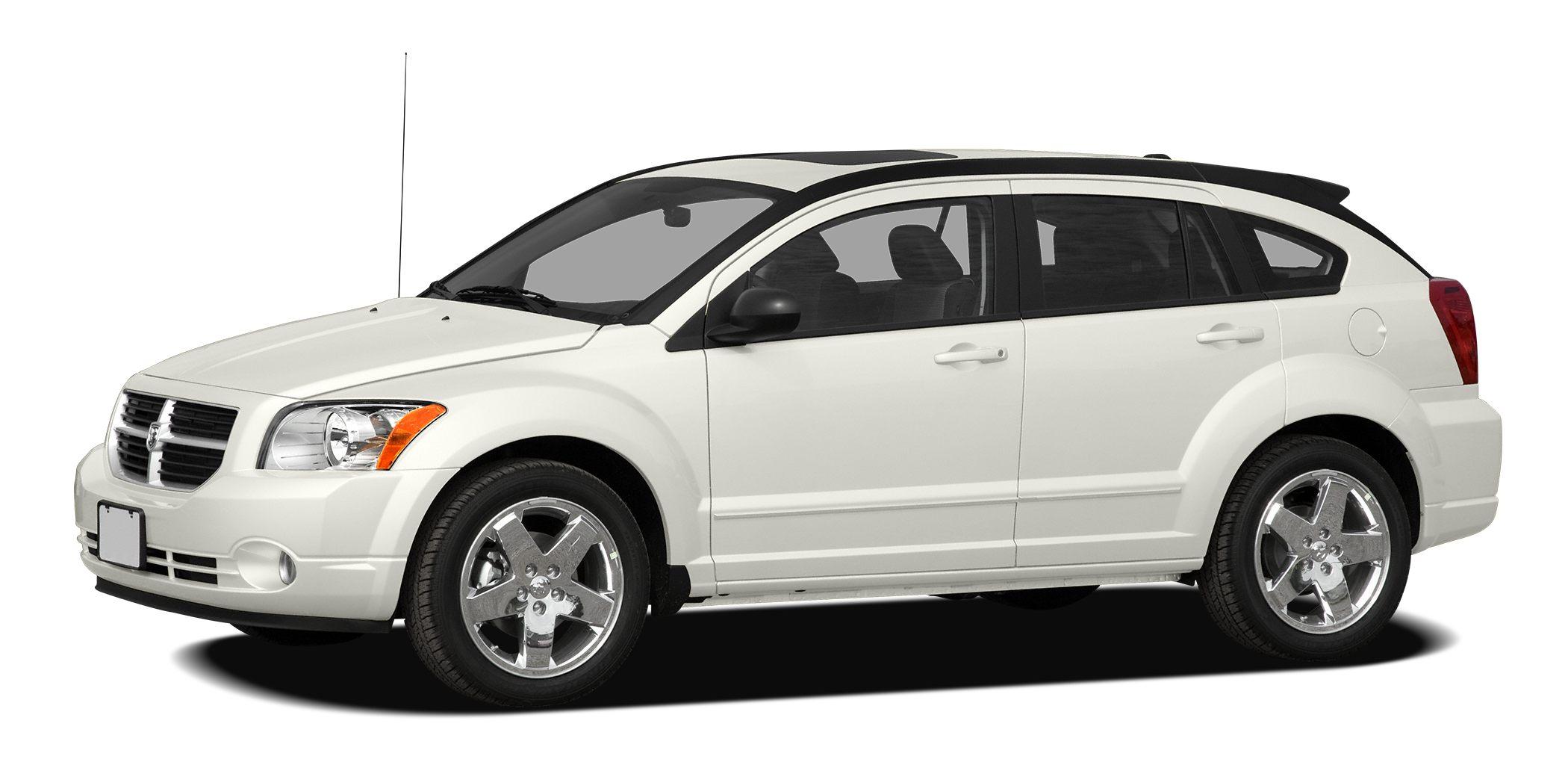 2010 Dodge Caliber Mainstreet Miles 58345Color White Stock 16923 VIN 1B3CB3HA0AD568007
