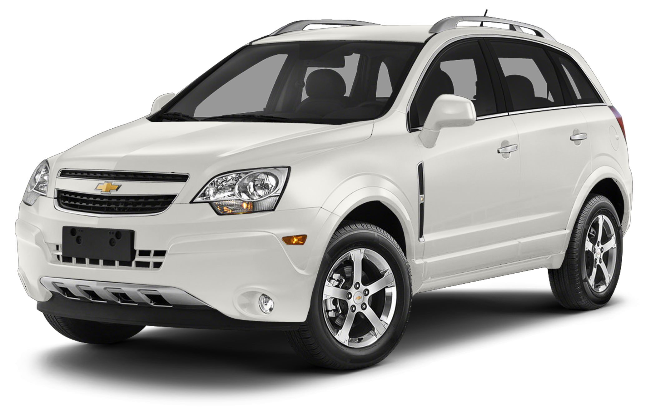 2014 Chevrolet Captiva Sport LT Miles 27047Color White Stock 3103 VIN 3GNAL3EK5ES582112
