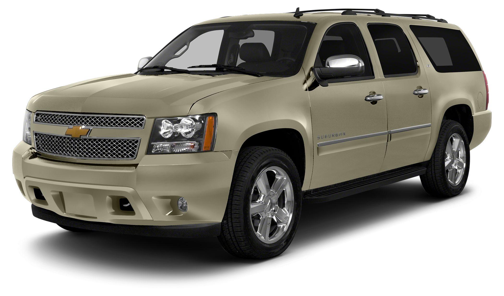 2014 Chevrolet Suburban 1500 LT Miles 40125Color Tan Stock F5328A VIN 1GNSCJE04ER200372