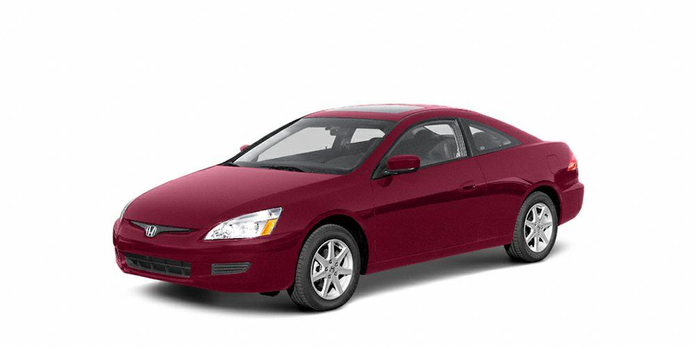 2004 Honda Accord 30 EX-L FRESH LOCAL TRADE EX-L EDITION V6 LEATHER SEATS HEATED SEATS POWE