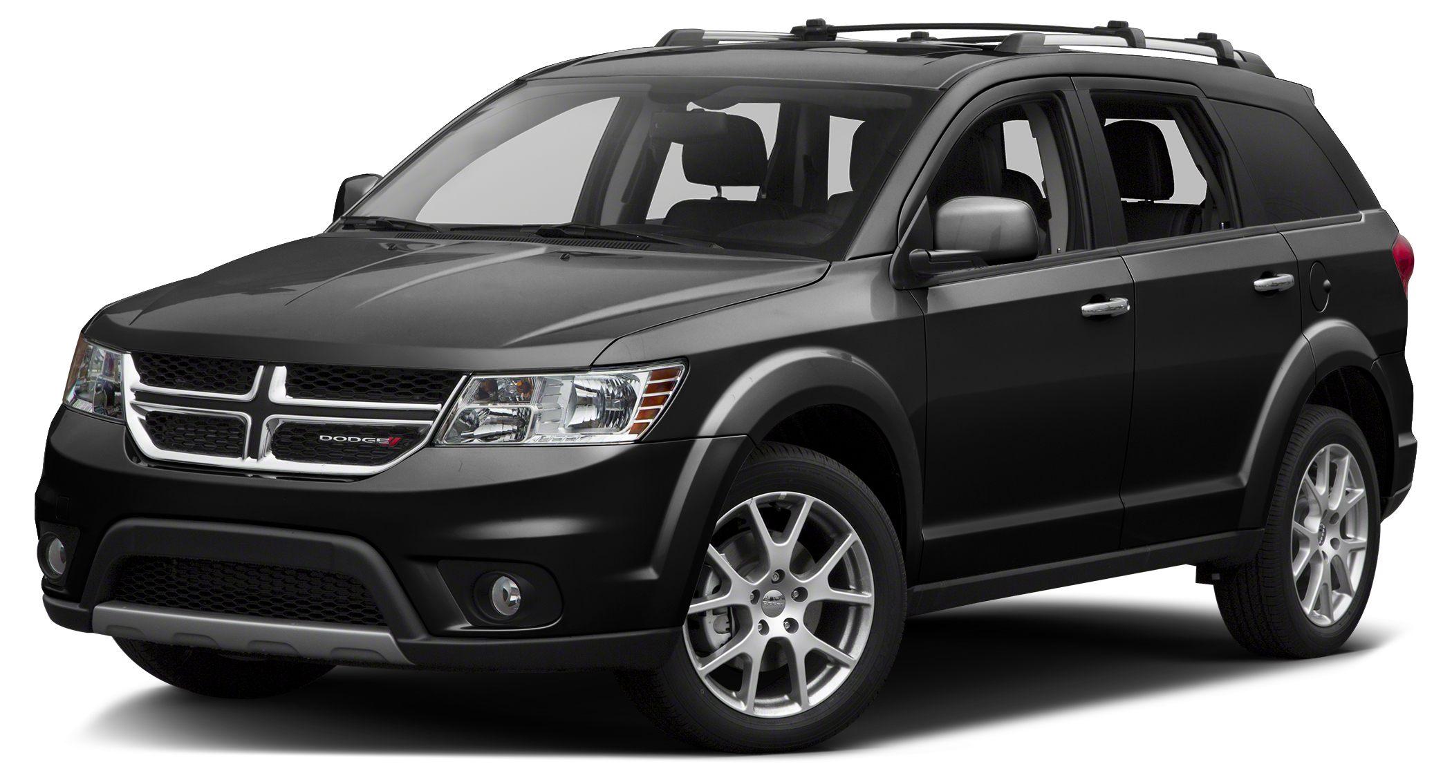 2016 Dodge Journey RT Miles 0Color Black Clearcoat Stock D3302 VIN 3C4PDDEG9GT168541