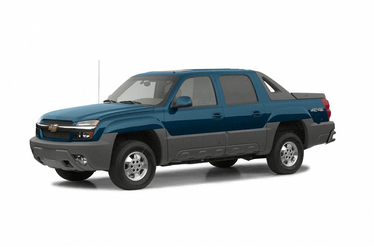 2002 Chevrolet Avalanche 1500  WHEN IT COMES TO EXCELLENCE IN USED CAR SALESYOU KNOW YOURE A