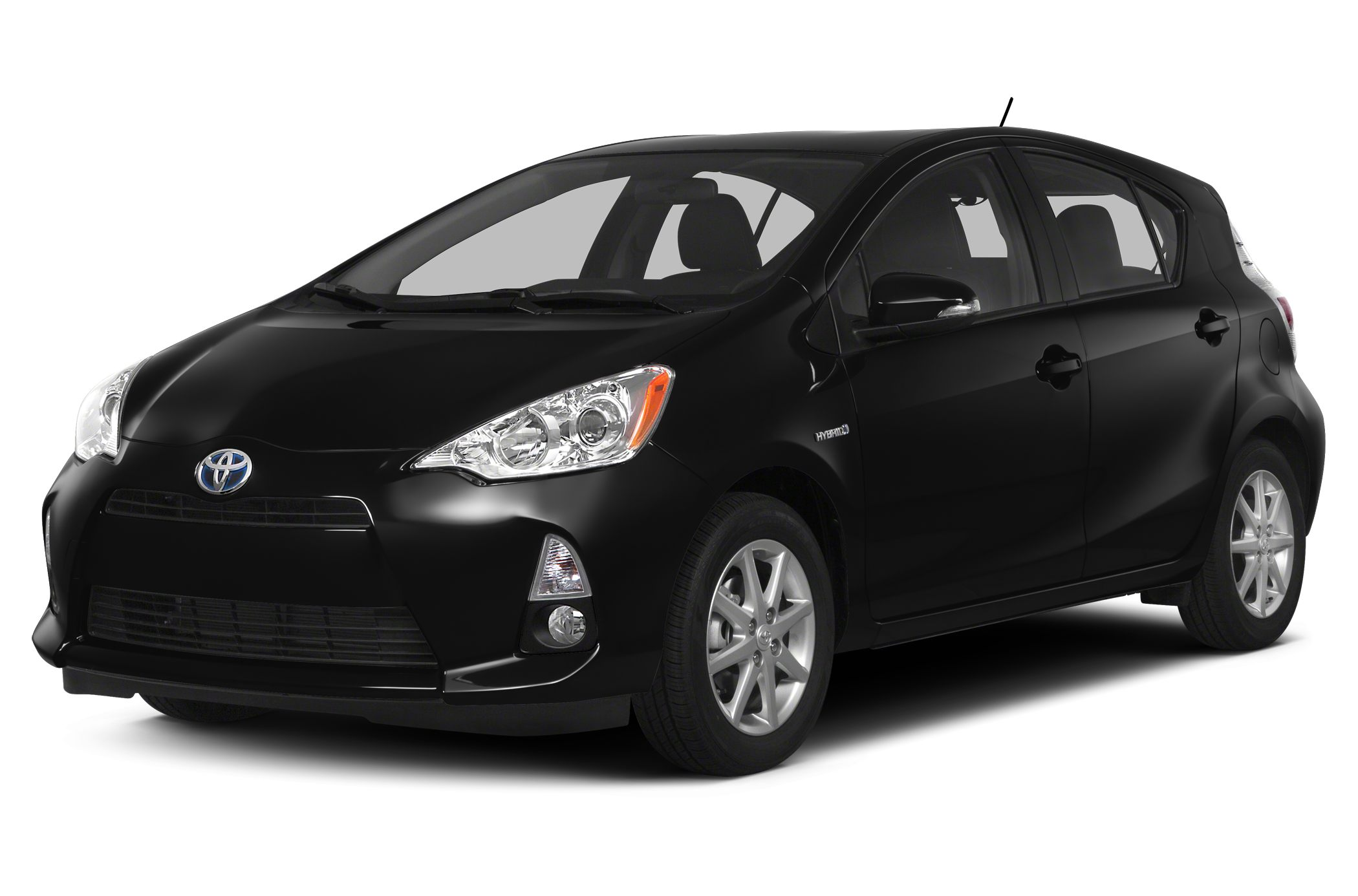 2014 Toyota Prius c Four Prius c Two 5D Hatchback 15L 4-Cylinder Atkinson-Cycle VVT-i CVT and