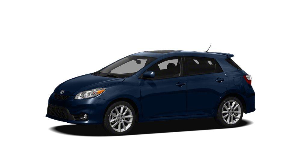 2012 Toyota Matrix L ONLY 24770 Miles L trim NAUTICAL BLUE METALLIC exterior and DARK CHARCOAL