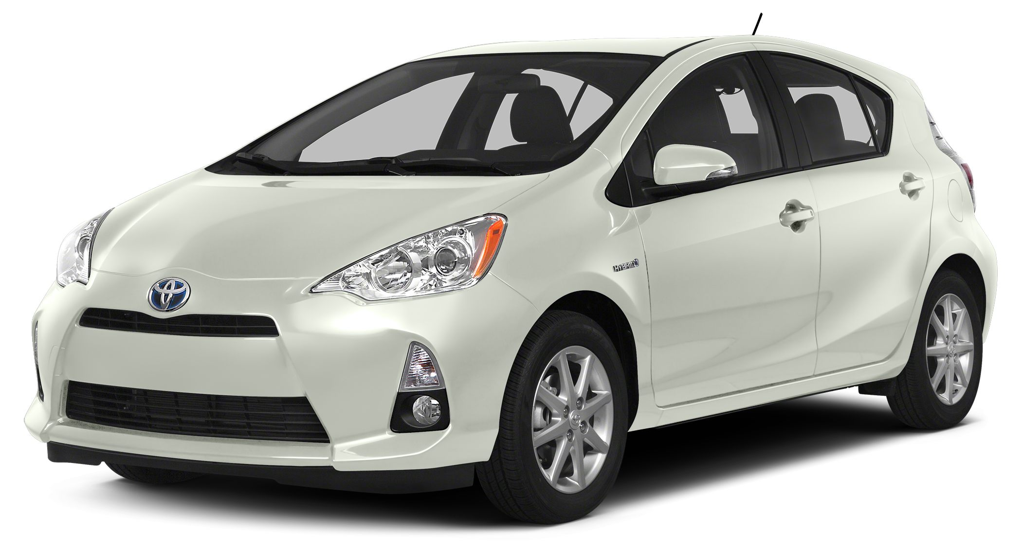 2012 Toyota Prius c Two CARFAX 1-Owner ONLY 35819 Miles Two trim REDUCED FROM 15488 EPA 46