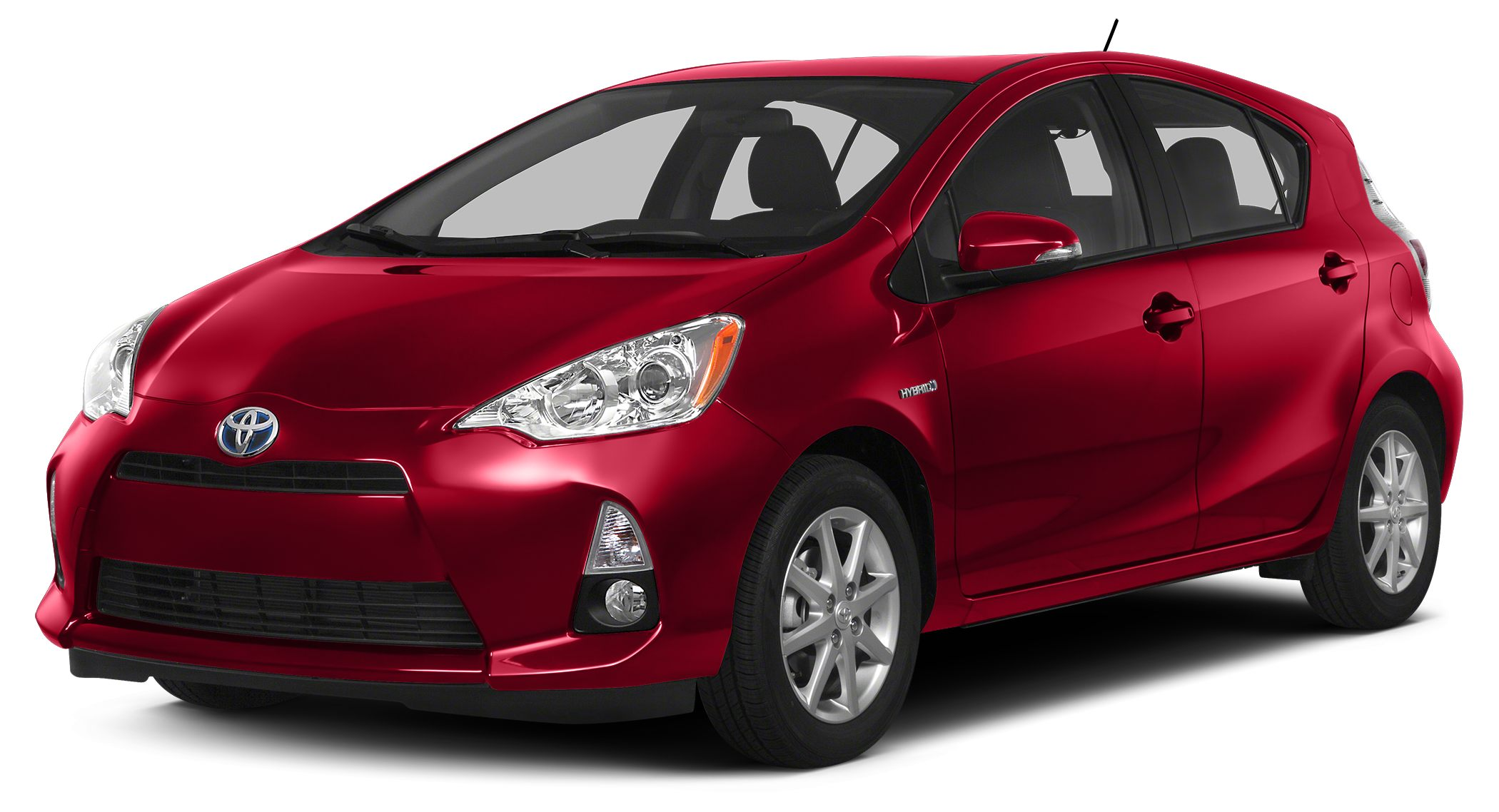 2012 Toyota Prius c One Miles 49555Color Absolutely Red Stock 142155A VIN JTDKDTB3XC1514992